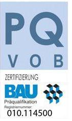 Zertifizierung PQ