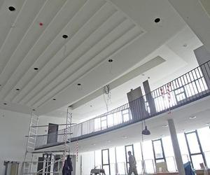 Neubau Gemeindezentrum der Baptisten in Leipzig 2009-2010
