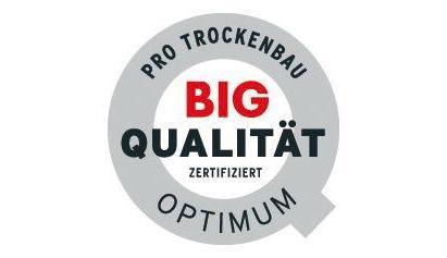 BIG Qualität Zertifiziert