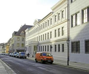 Umbau und Sanierung Rathauskomplex Torgau 2007/2008